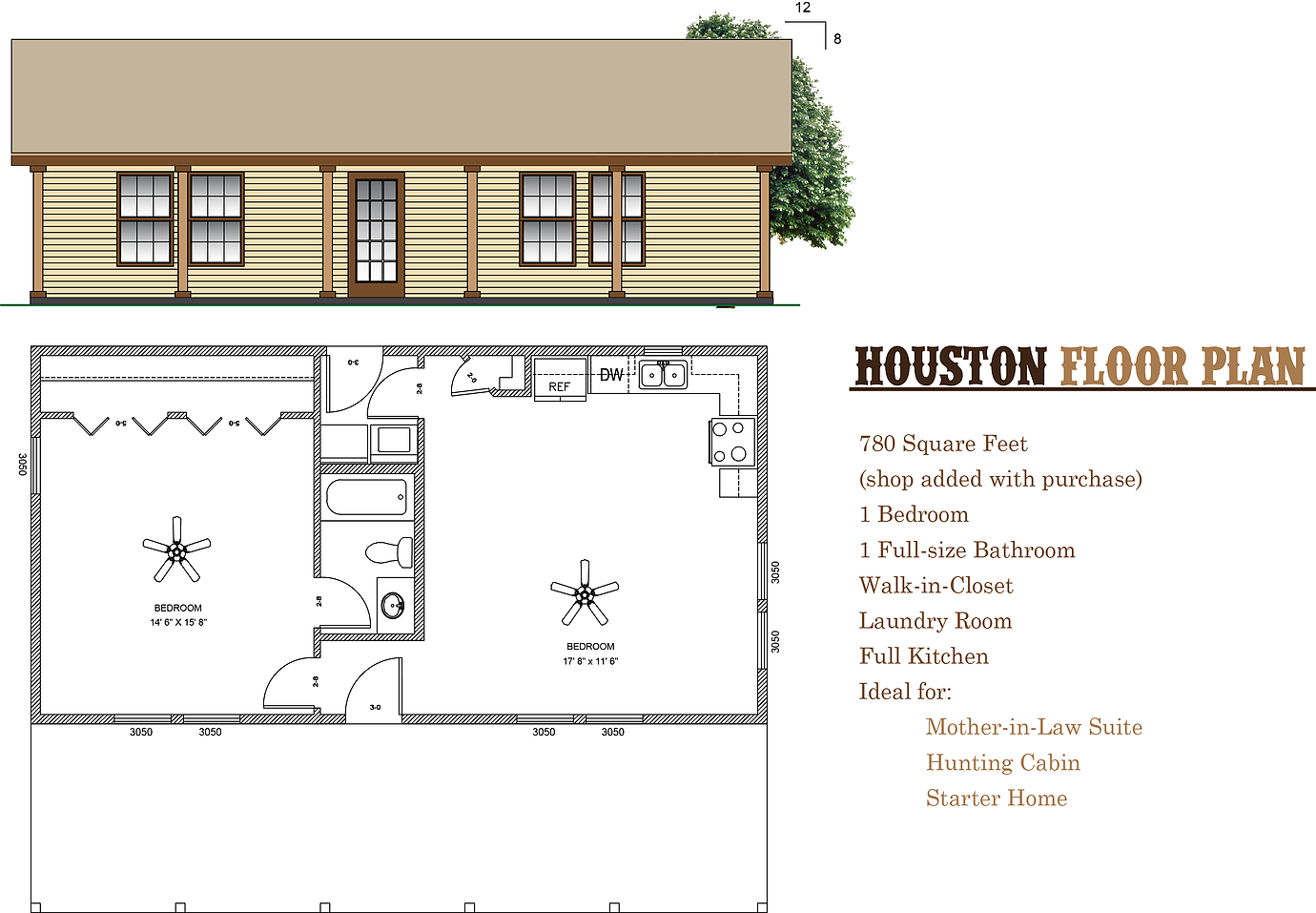 Barndominium Texas Built to your needs and custom designed plan for free