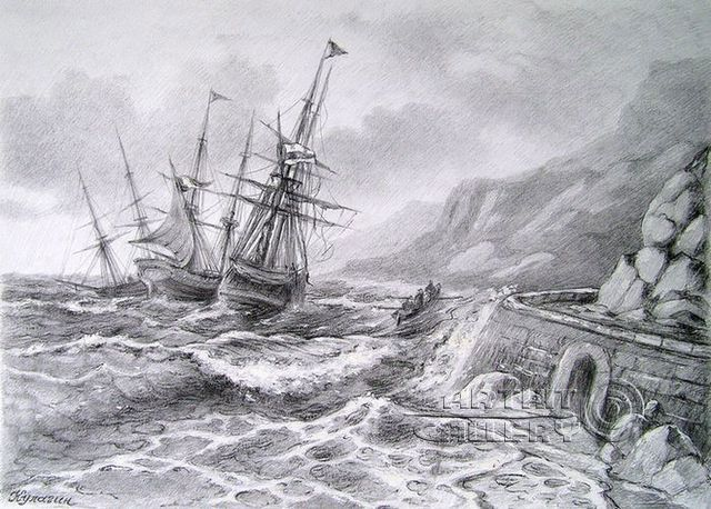 pencil drawings of landscapes pencil drawings drawing strong