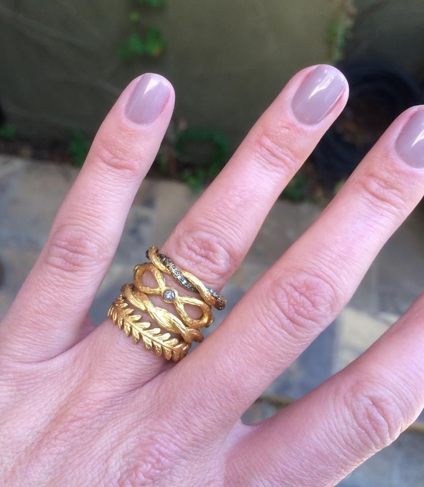 ♛Cathy Waterman - Friday stack... | Jewelry for My Soul V ...