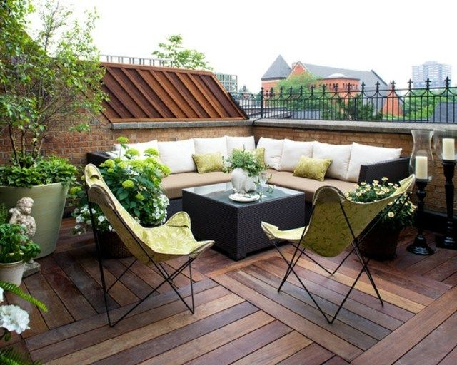 Terrasse en bois - 75 idées pour une déco moderne | Terrasses ...