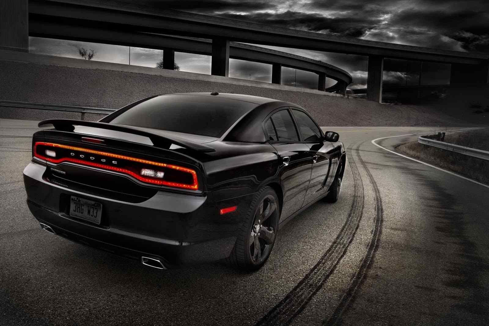 2014 Dodge Charger SRT8 Blacked out n Mopar d up