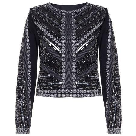 Sparkling Sequin Jacket