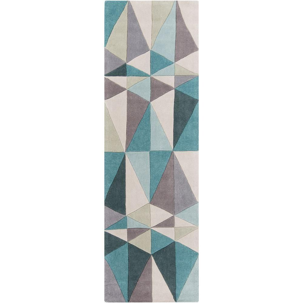 Artistic Stairs Canada: Artistic Weavers Ellos Teal 2 Ft. X 3 Ft. Indoor Area Rug