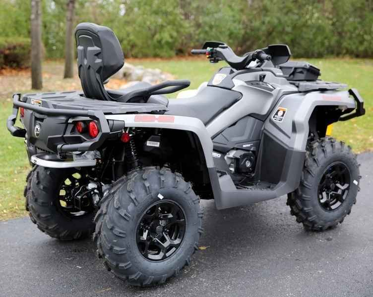 New 2016 Can Am Outlander Max Xt 850 Brushed Aluminum Atvs For In Wisconsin On Atv Trades