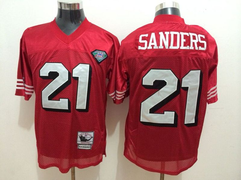 separation shoes 7d879 894ad deion sanders niners jersey