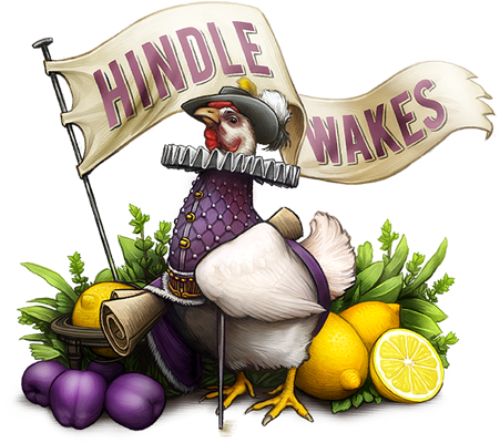 Hindle Wakes | Jyväbroiler