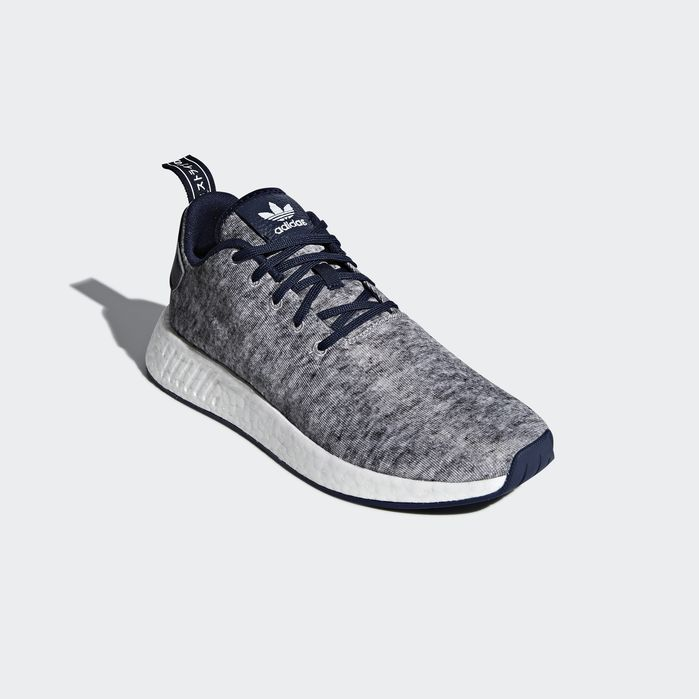 9f49b0379 UA SONS NMD R2 Shoes Core Heather 11 Mens