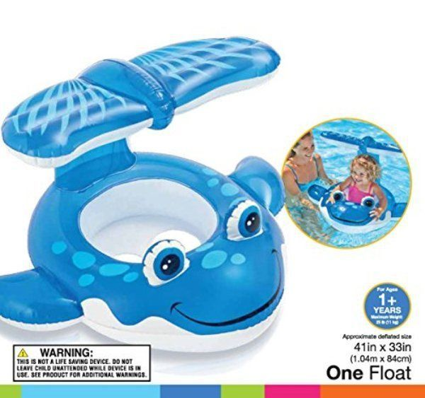 Intex Whale Baby Float New Intex Inflatable Seat Pool Toddler Chair Water Fun #Intex  sc 1 st  Pinterest & Intex Whale Baby Float New Intex Inflatable Seat Pool Toddler Chair ...