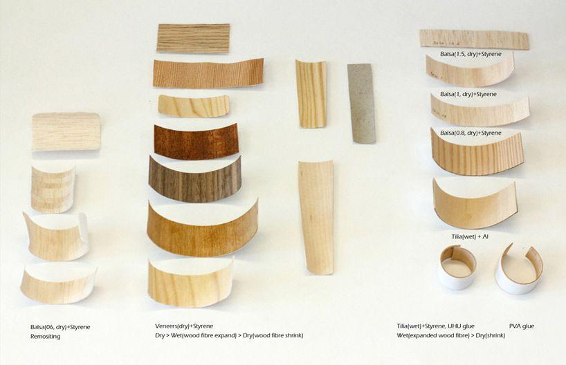 Chao Chen Creates Biomimetic Water Reactive Material Using Pine Cones Pine Cones Cones Retail Design Blog
