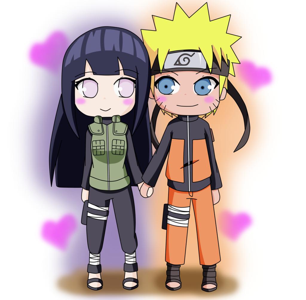 Hình ảnh Chibi dễ thương về tình yêu, cặp đôi đẹp nhất- 15