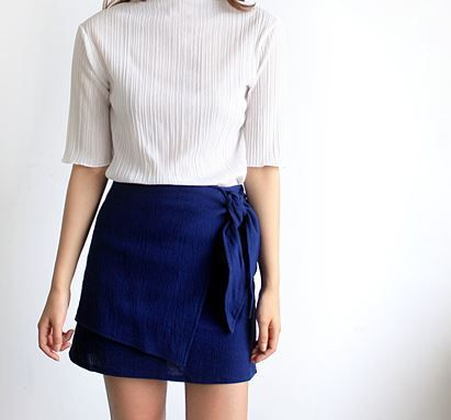 Five Korean Inspired Skirts To Try Korean Fashion 2016