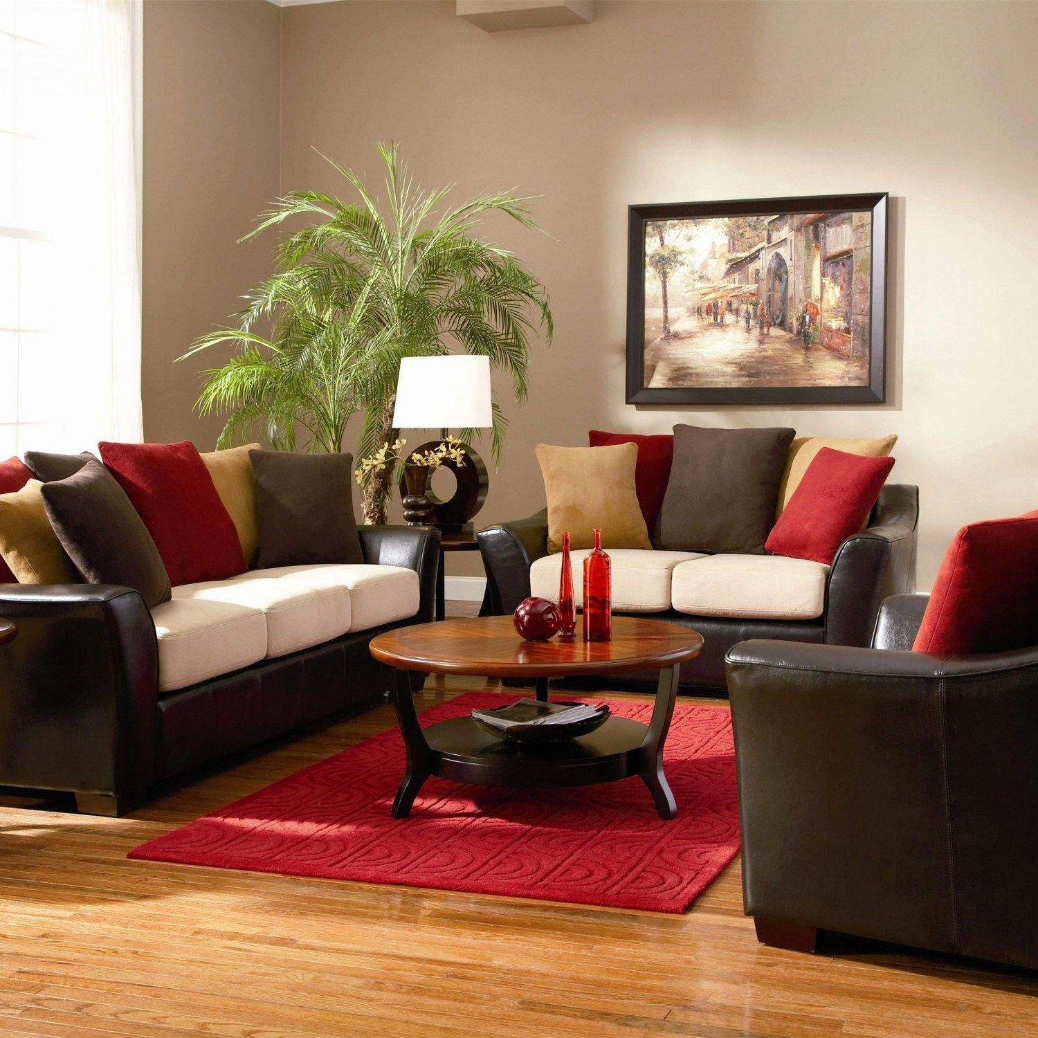 35 burgundy living room decor ideas secrets that no one on small laundry room paint ideas with brown furniture colors id=37715