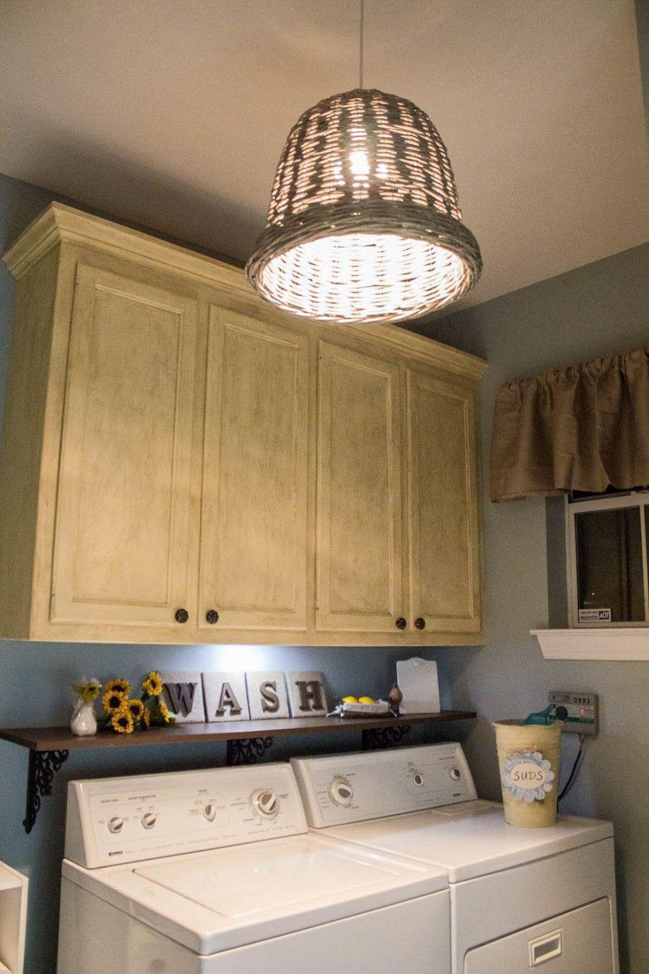 Inspiring Laundry Room Lighting Fixtures For Best Light Dazzling
