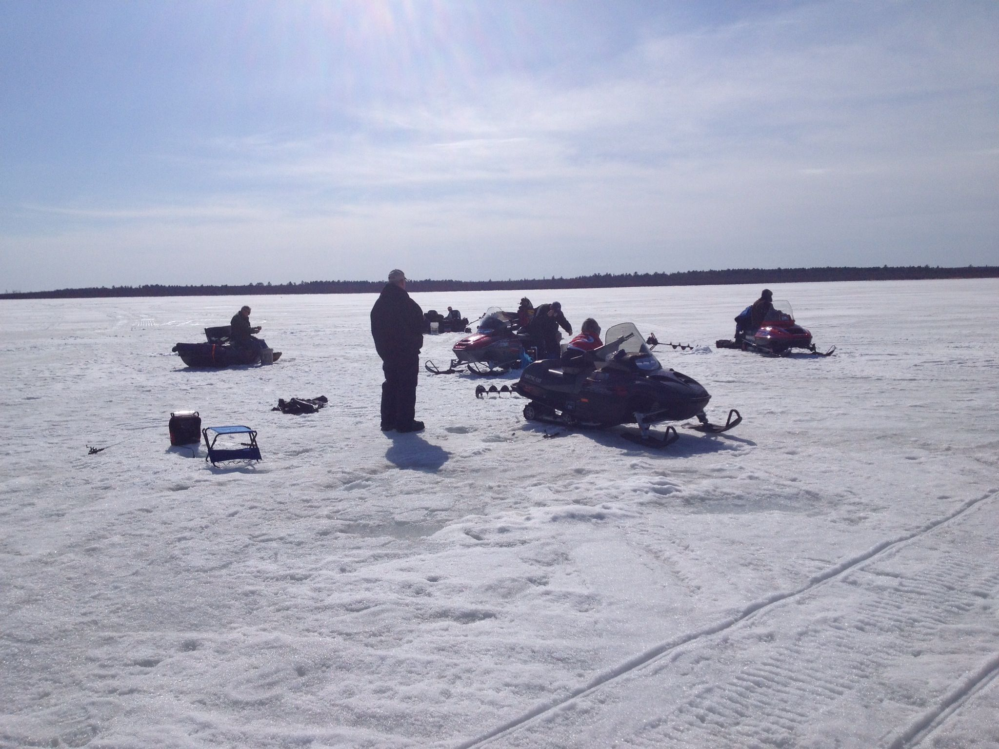 404 page not found for Leech lake fishing
