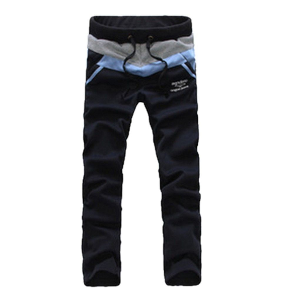 Classic Fashion Mens New Designer Exercise Trousers Pants