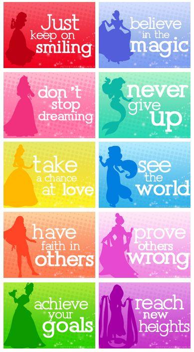 Disney Princesses #disneyprincess