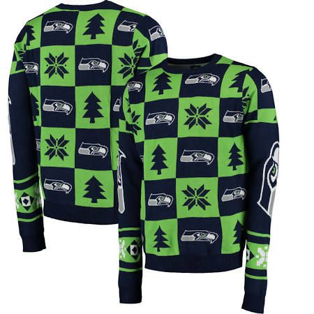 newest 05b59 d039c seahawks ugly christmas sweater - Google Search | Seahawks ...
