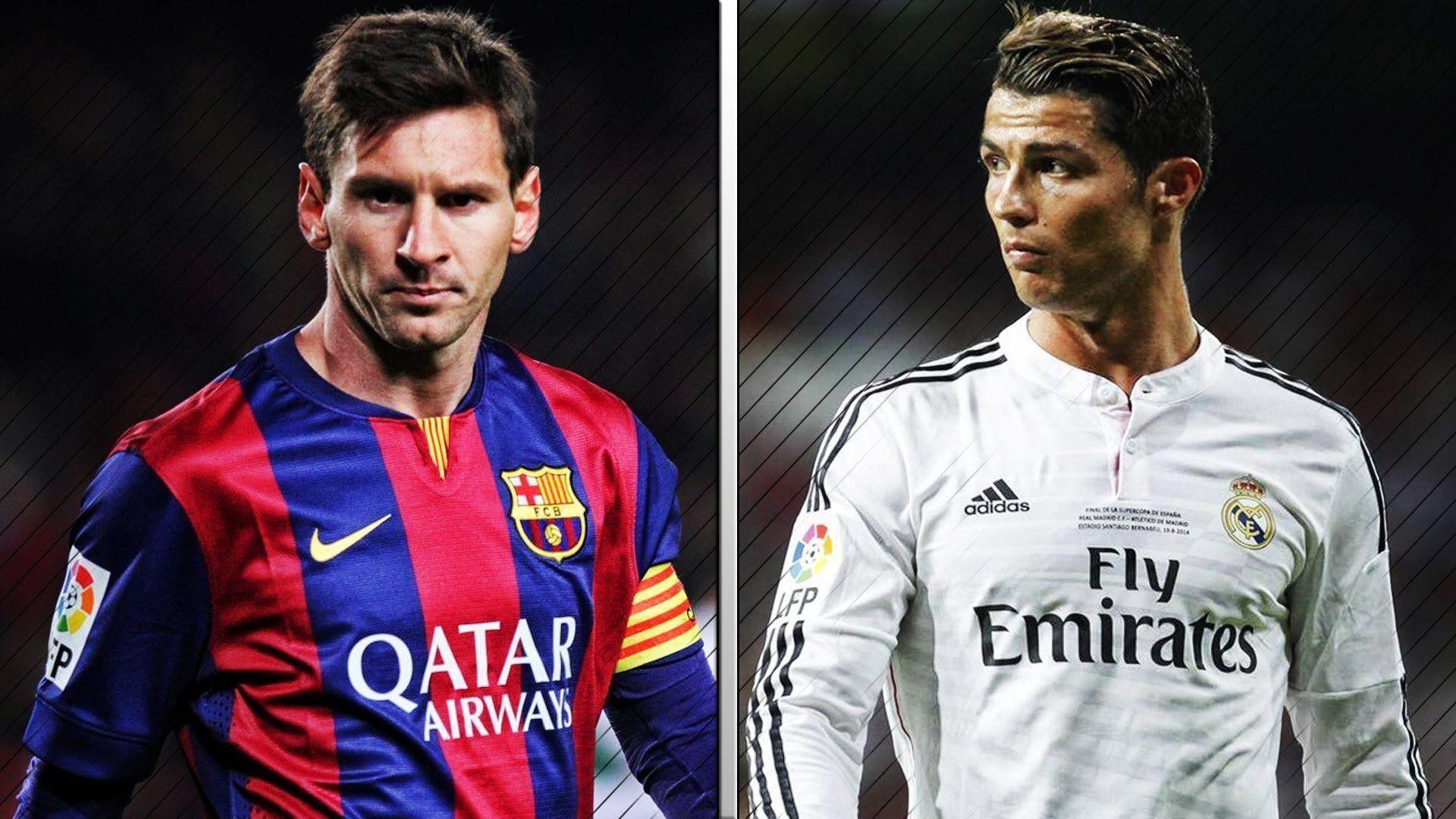 1920x1080 Messi Vs Ronaldo Wallpapers 2016 Hd Wallpaper Cave