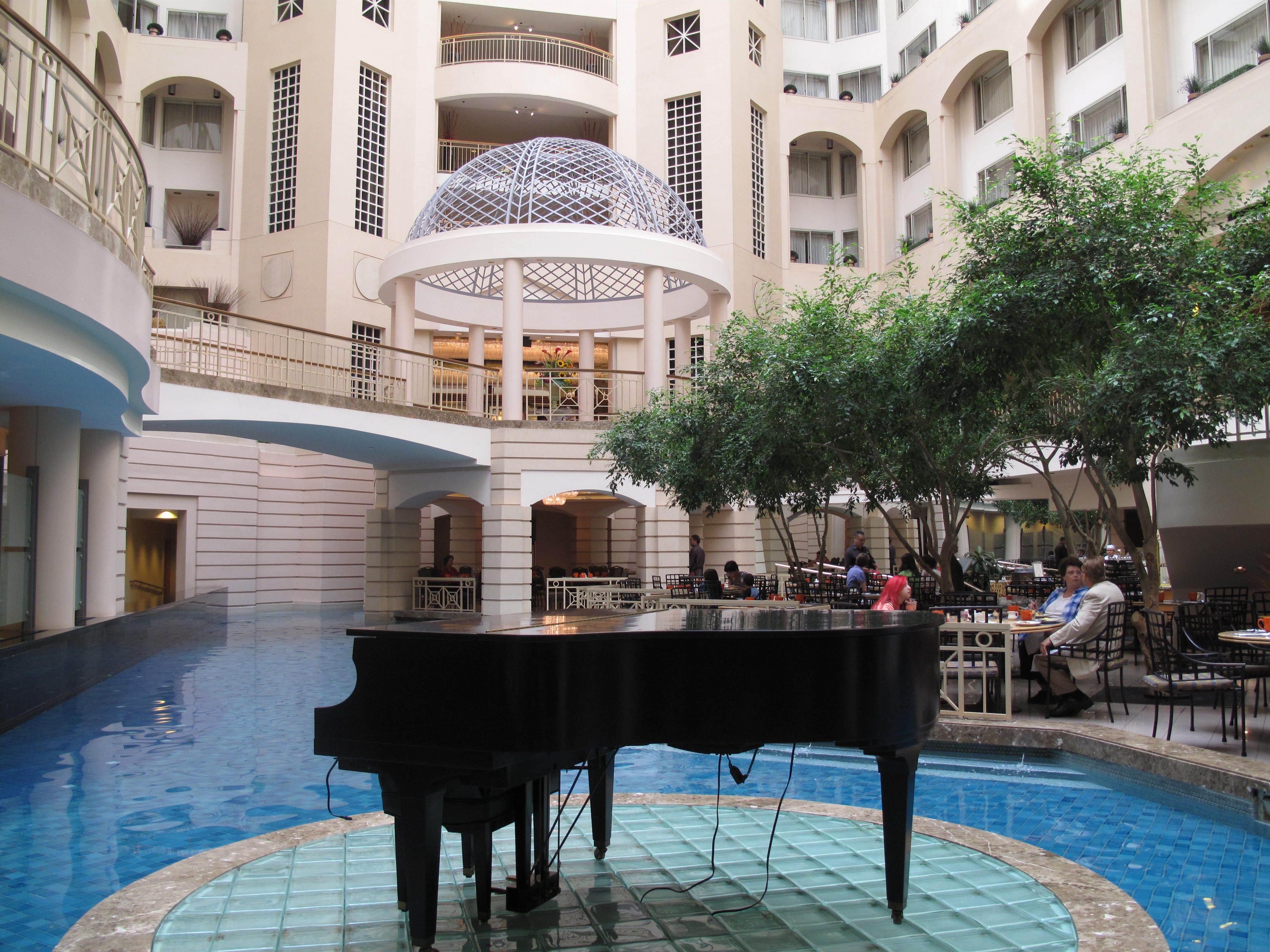 The Grand Hyatt Hotel Washington Dc