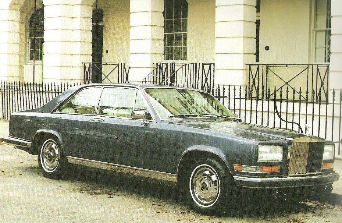 Rolls-Royce Camargue by Hooper