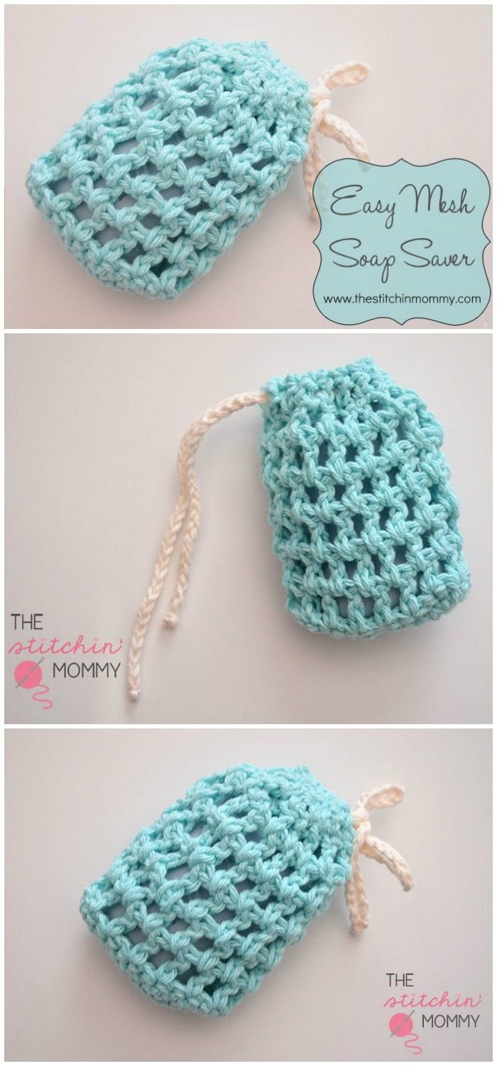 Easy Crochet patterns is a very versatile project and can be so much ...
