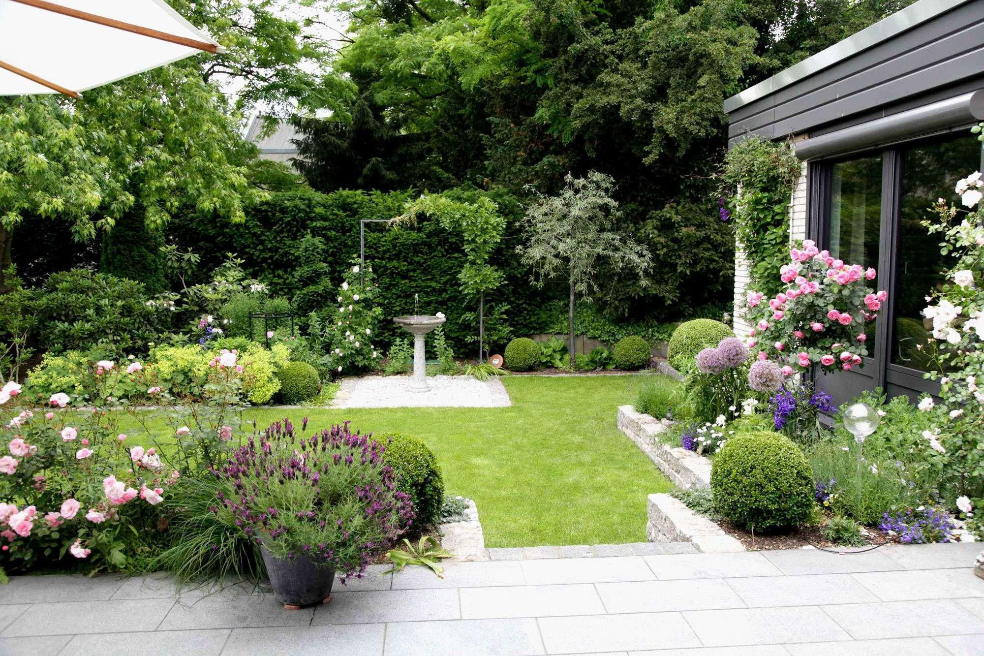 Reihenhausgarten Romantisch Modern Google Suche Gartengestaltung Garten Kleiner Garten