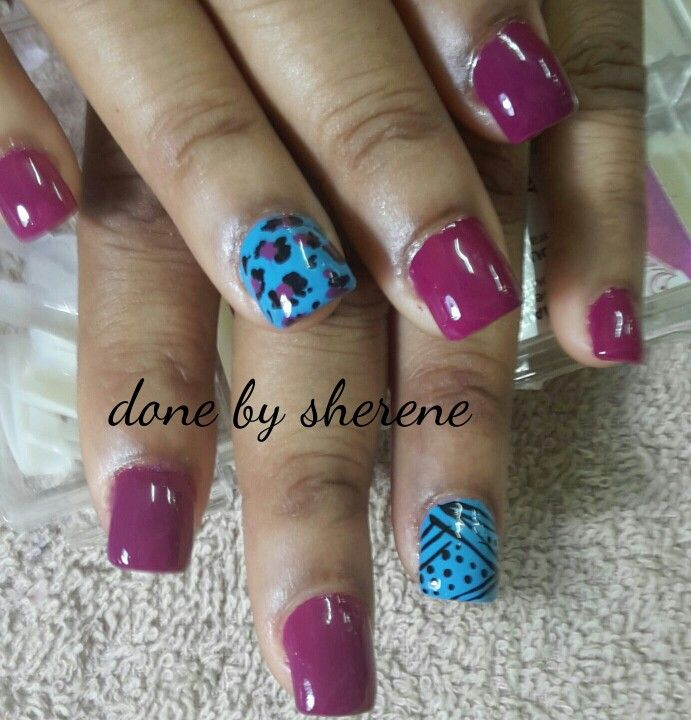Cute nails by sherene