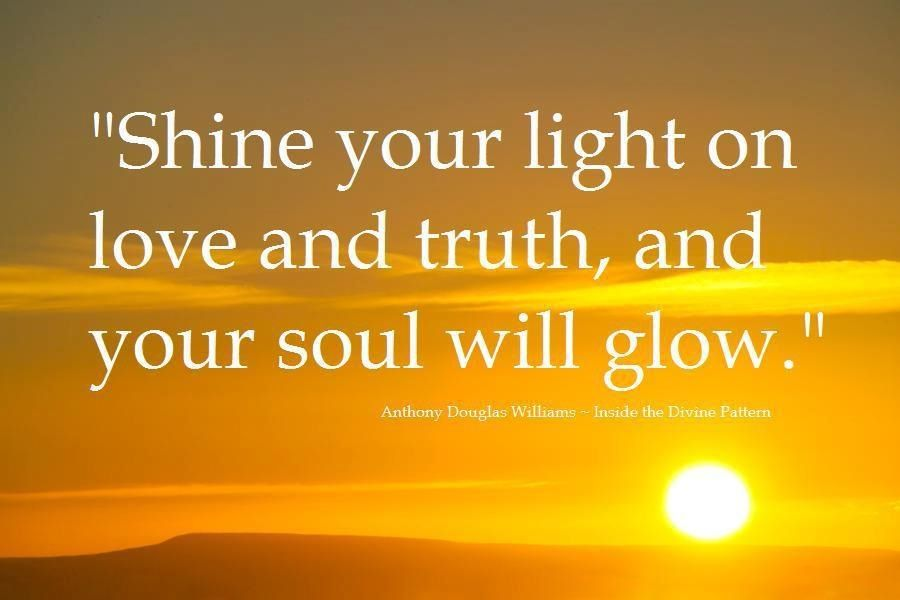Quotes About Shining Light: Let Your Light Shine!