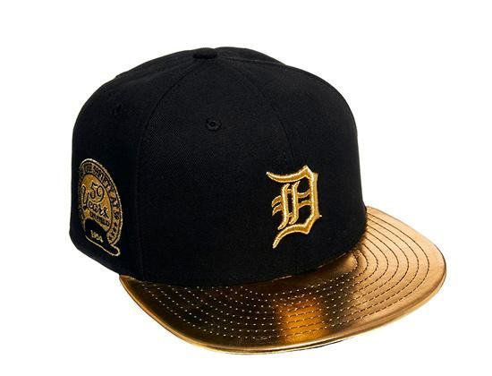 767d476c469 Detroit Tigers 59th Fitted Baseball Cap by New Era x MLB