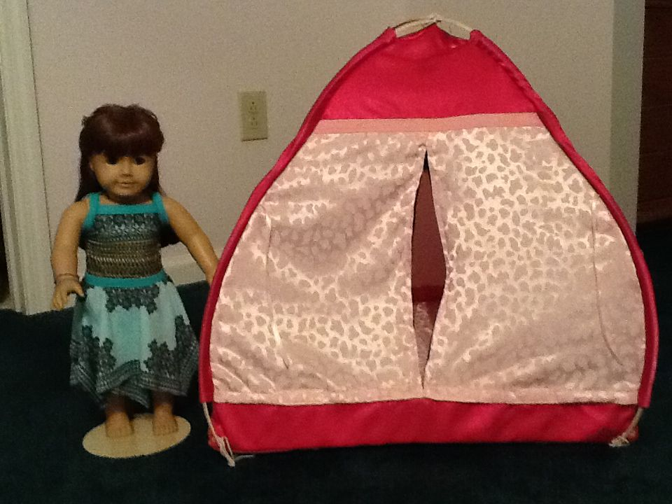 New tent Kathilyncreations@yahoo.com
