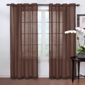 Awesome Grommet top Bamboo Panel