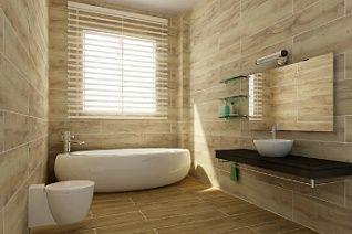 PAVIMENTI IN CERAMICA (effetto-legno) - 1 | Bath | Pinterest | Bath
