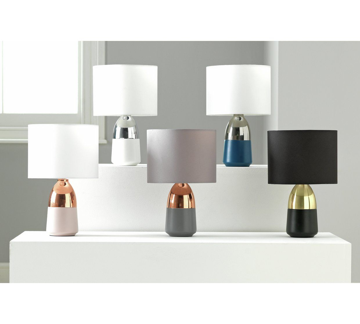 Shop Argos Touch Table Lamps up to 30