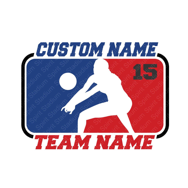 Design t shirt school - Volleyball Shirt Custom School Team Shirt Volleyball T Shirt School Spirit