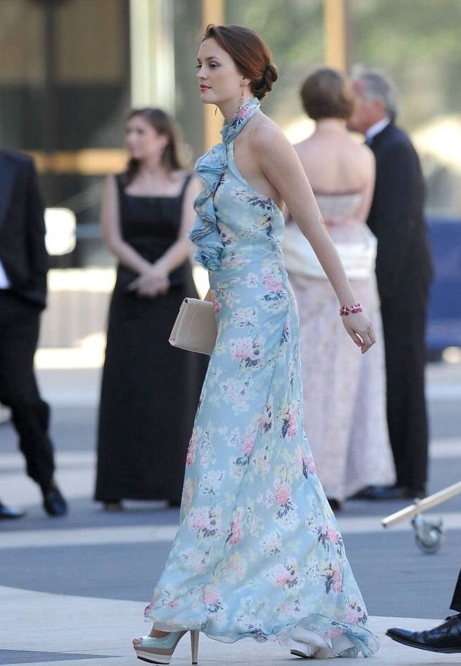 Blair Waldorf  in Ralph Lauren (4.08 Juliet Doesn't Live Here Anymore)