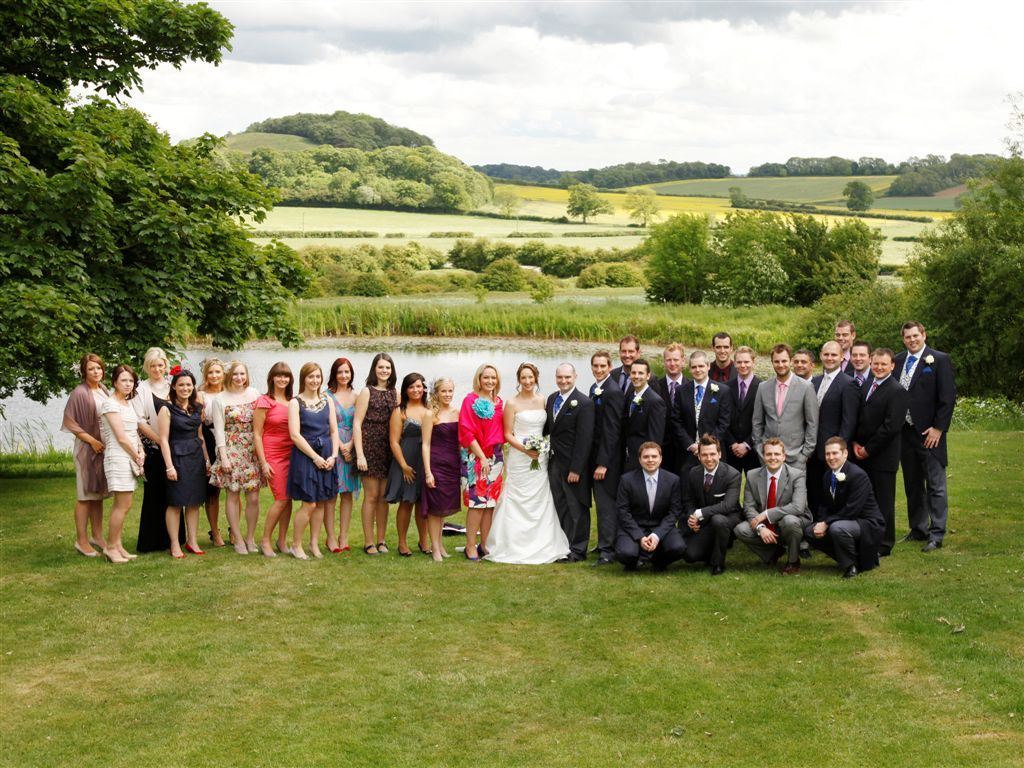Glorious Lakeside Gardens At Halstead House Wedding Venue Leicestershire Halsteadhousecouk