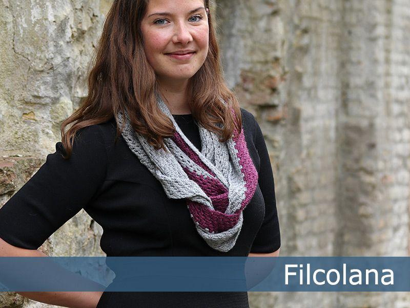 Ellipse | Filcolana, free multilingual pattern