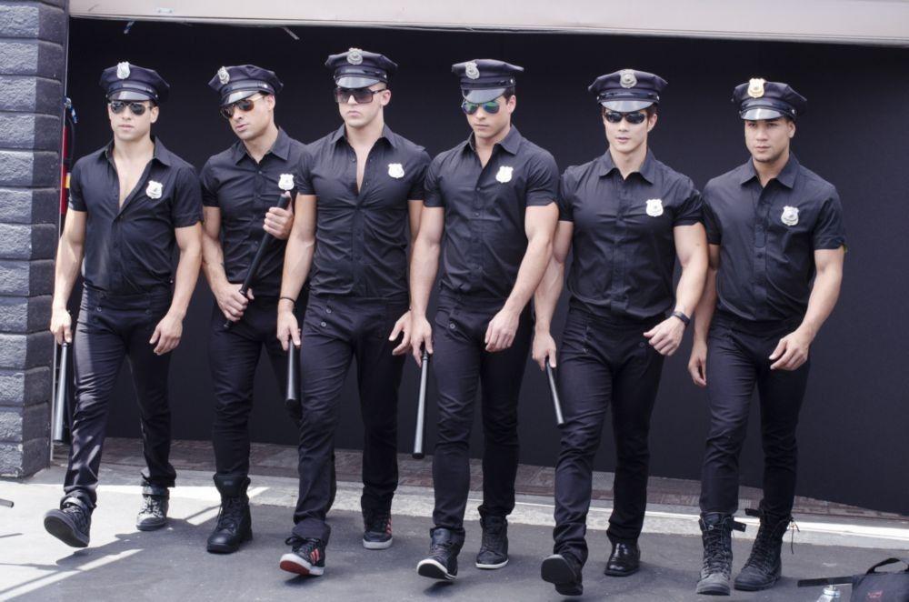 Sexy police videos