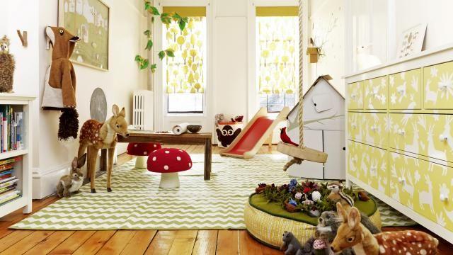 Motto wald im kleinen kinderzimmer mieke kinderzimmer kinder zimmer und kinderzimmer ideen - Kinderzimmer wald ...