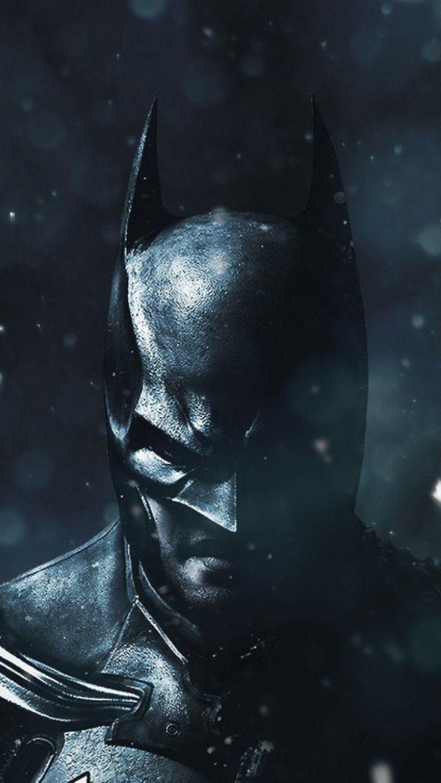 Batman Winter Black Wallpaper Batman arkham origins