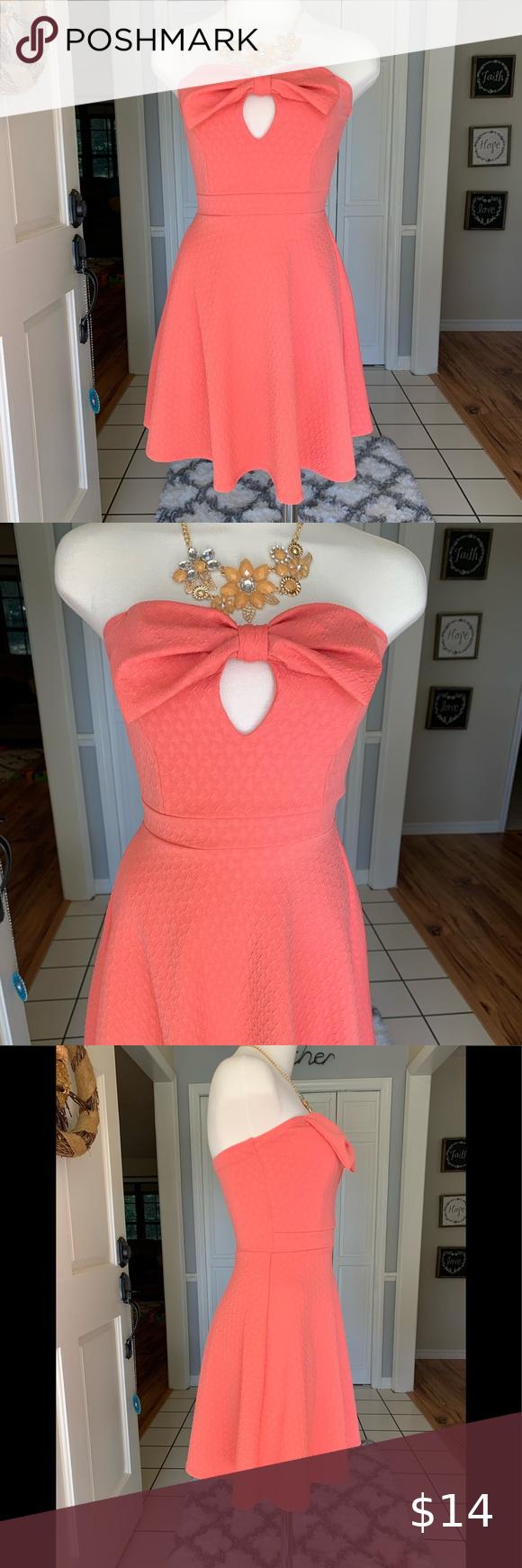 Salmon Summer Dress Summer Dresses Dresses Clothes Design [ 1740 x 580 Pixel ]
