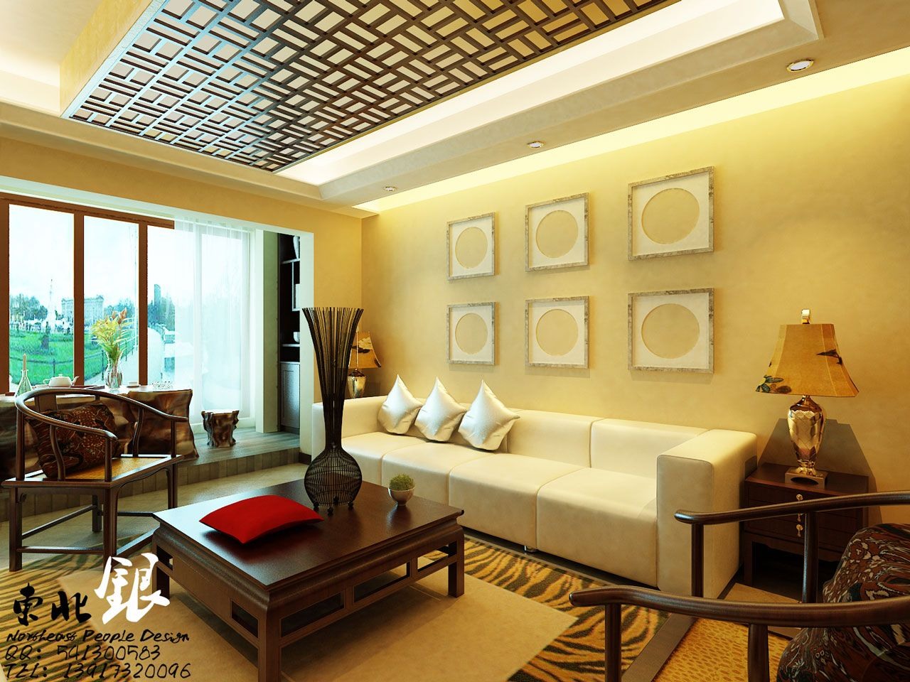 asian-inspired-wall-art.jpeg (1280×960) | Houses: Interior ...