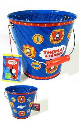 Thomas The Train Engine Tin Pail Party Favor Thomas The Train Engine Thomas The Train Tin Pails