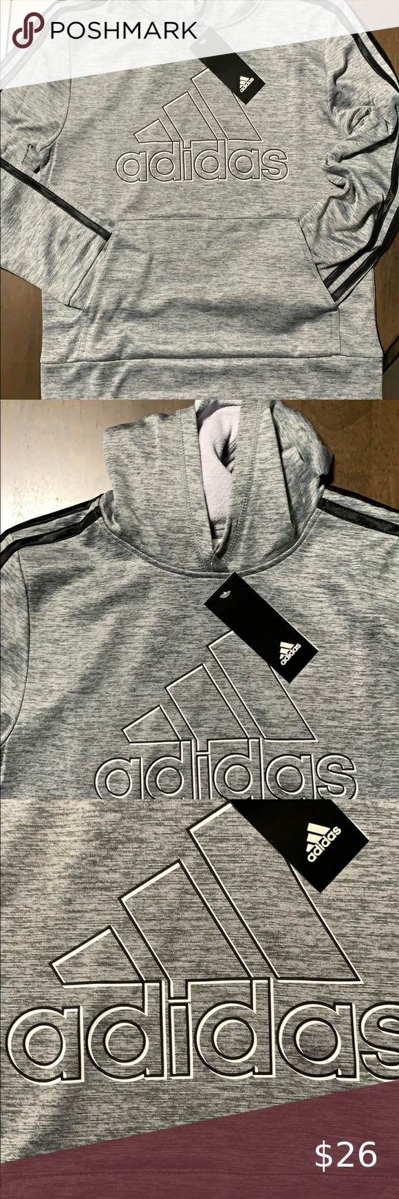 Photo of Adidas Boys Pullover