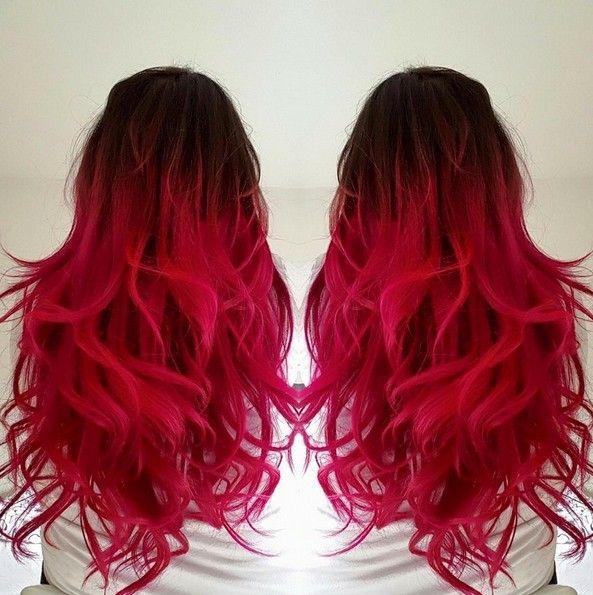 Photo of 20 mejores ideas para el cabello rojo Ombre 2020: tonos fríos, destacados – peinados semanales