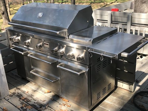 Used KitchenAid Grill ⭐Lifetime Warranty⭐ for sale in