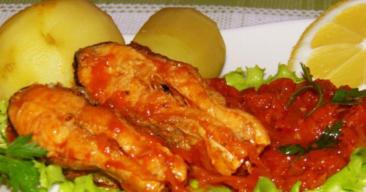 некоторые еда из рыбы в мультиварке рецепты черным
