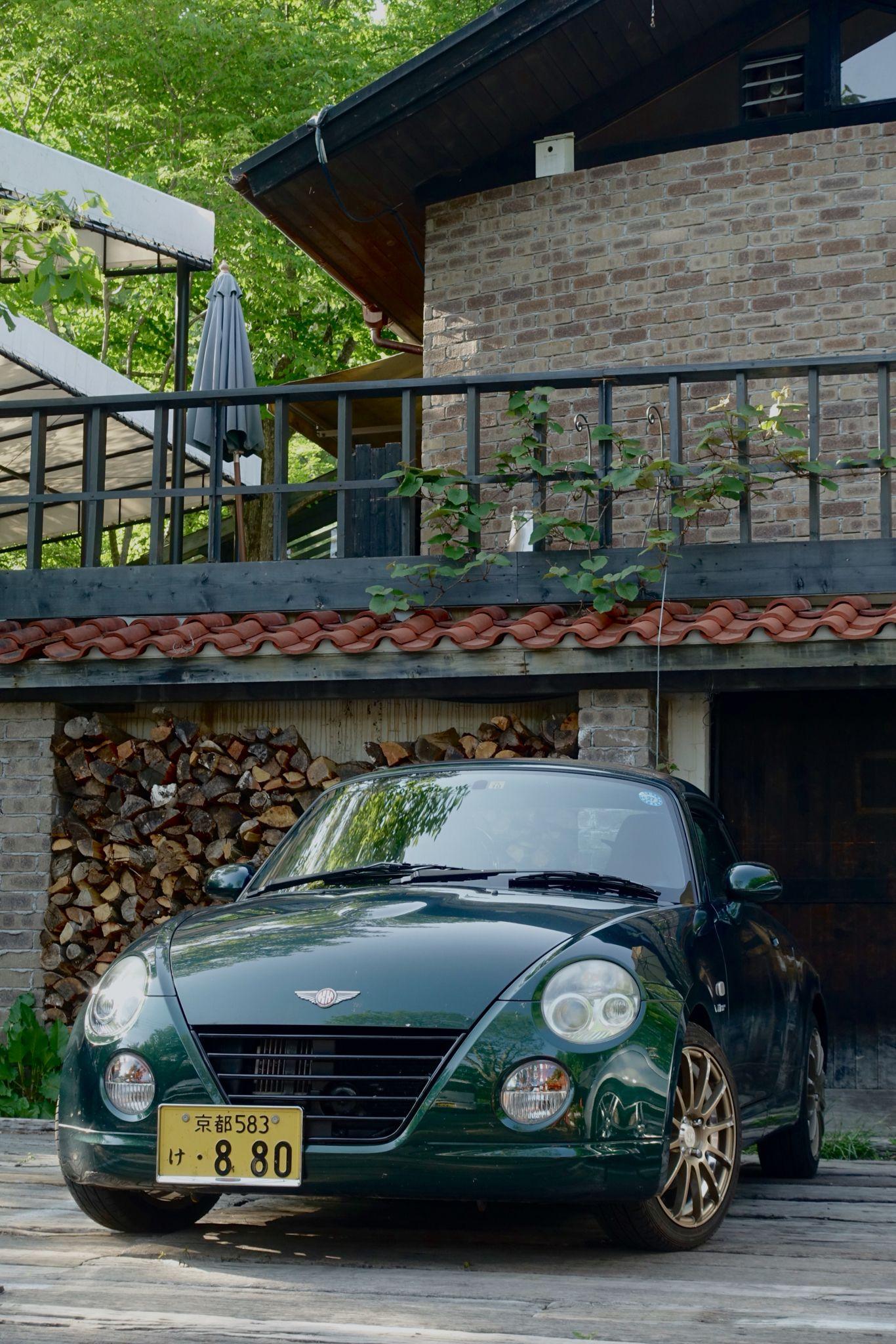 Daihatsu Copen 八ヶ岳 Amazing Old Cars Pinterest Daihatsu