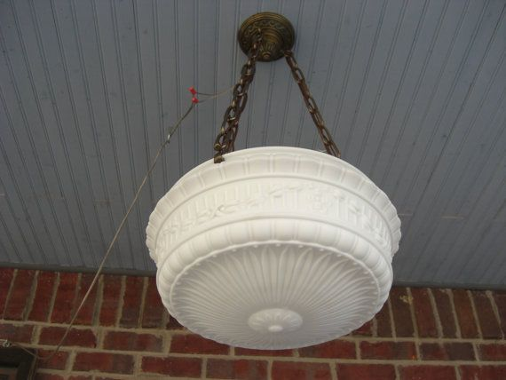 Bistro Globe Bath Sconce 4 Light: Antique Greek Revival Bowl Chandelier Light Fixture