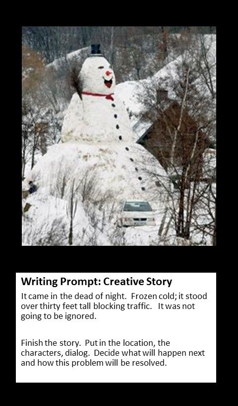 Free first day writing prompts for pre k   th grade   Preschool     creative writing ideas teaching